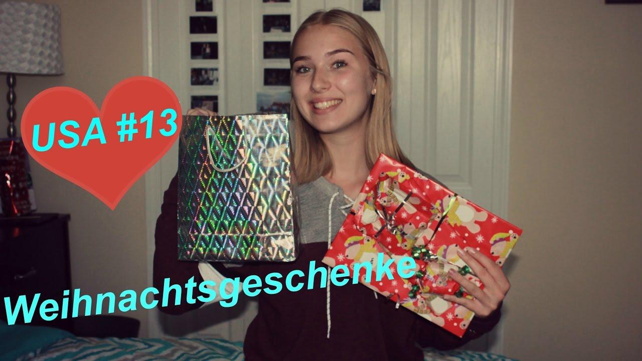 AUSLANDSJAHR 16/17 || USA #13 | Meine Weihnachtsgeschenke für Gast ...