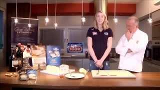 """Igor Videoricette - Kim Hill Presenta Il Suo """"grilled Sandwich"""" Al Gorgonzola Dolce"""