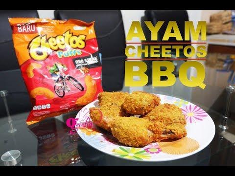 dapur-geisha,-ayam-cheetos-bbq-ayam-kecap-telor-puyuh