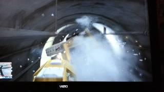 GTA V Dump truck vs. TRAIN