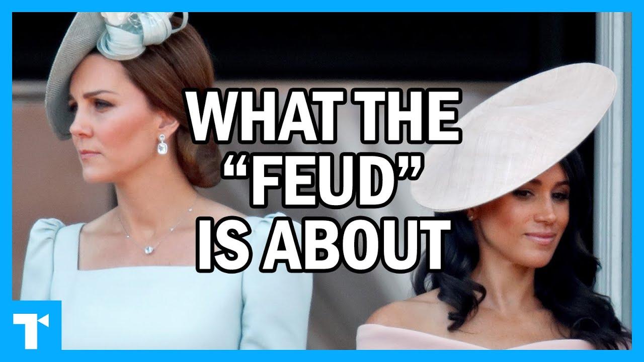 "The Meghan-Kate ""Feud,"" Explained"