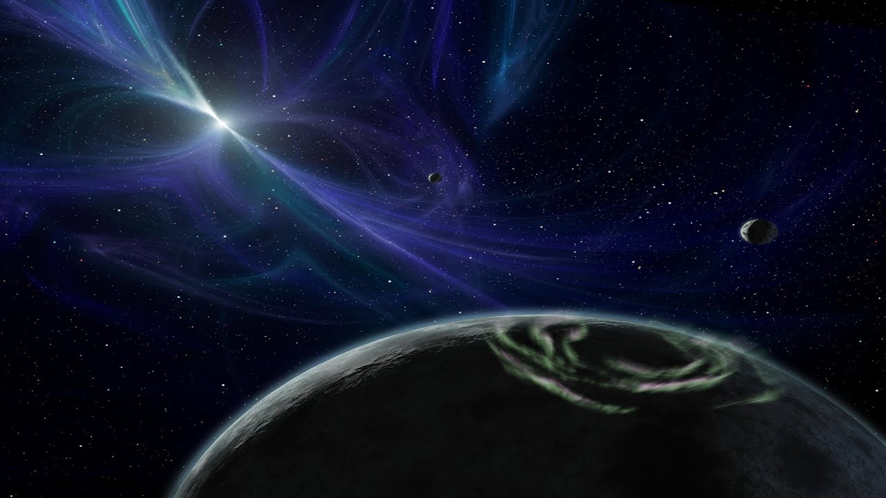 Sounds of Space: Pulsars - YouTube