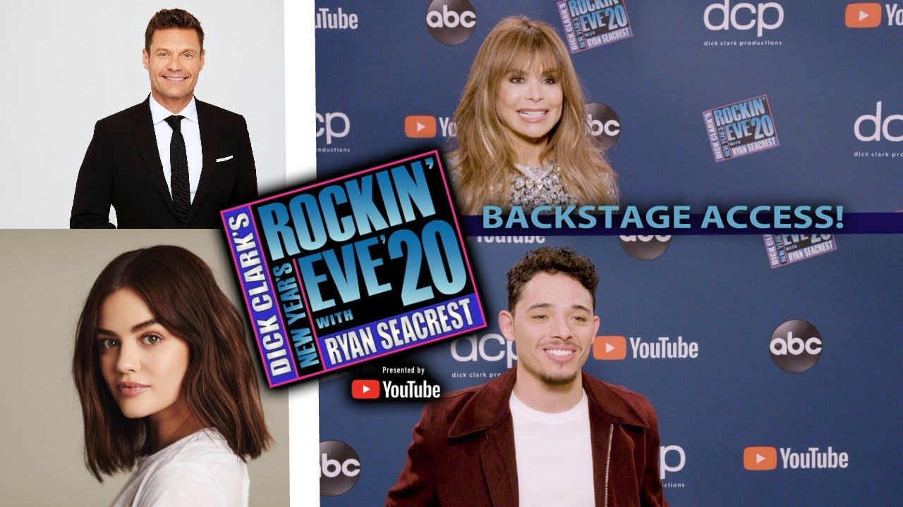 Dick Clark's New Year's Rockin' Eve with Ryan Seacrest ...