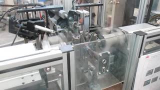 Skew armature winder for hook type tang commutator rotor WIND STR
