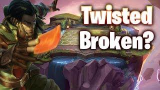 Twisted Fate Broken?