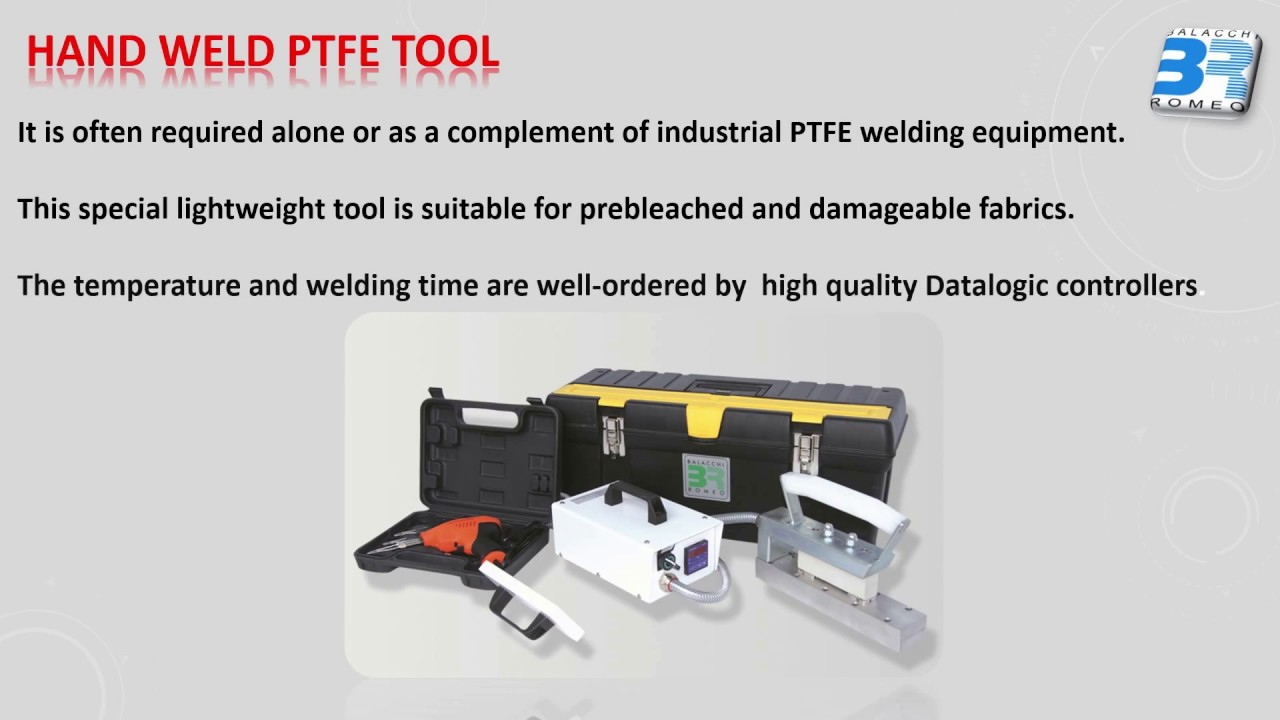 ptfe welders - High frequency welding machines, cutting