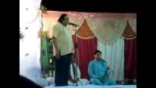 Hasya Kavi Sammelan By Shri Pradeep Choubey || In Oct,2013