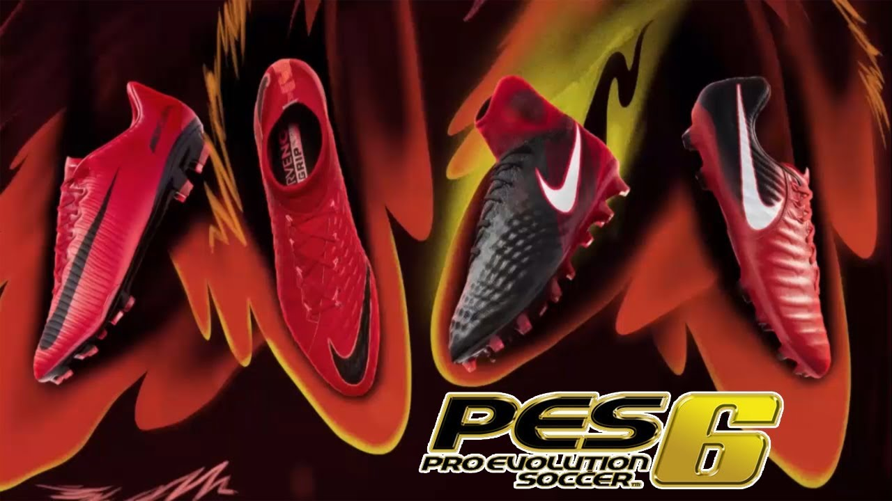 Fire Pack Nike Youtube Play Pes6 qv0Pw18