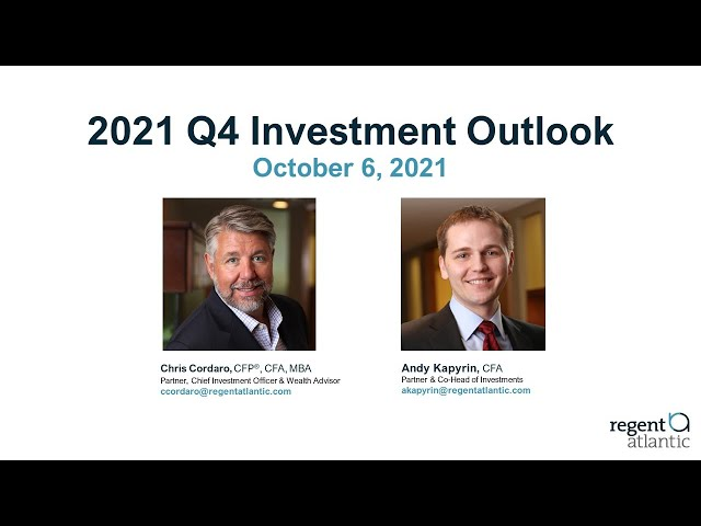 2021 Q4 Investment Outlook