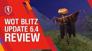 Video World of Tanks Blitz: Update 6.4 Review download MP3, 3GP, MP4, WEBM, AVI, FLV Oktober 2019