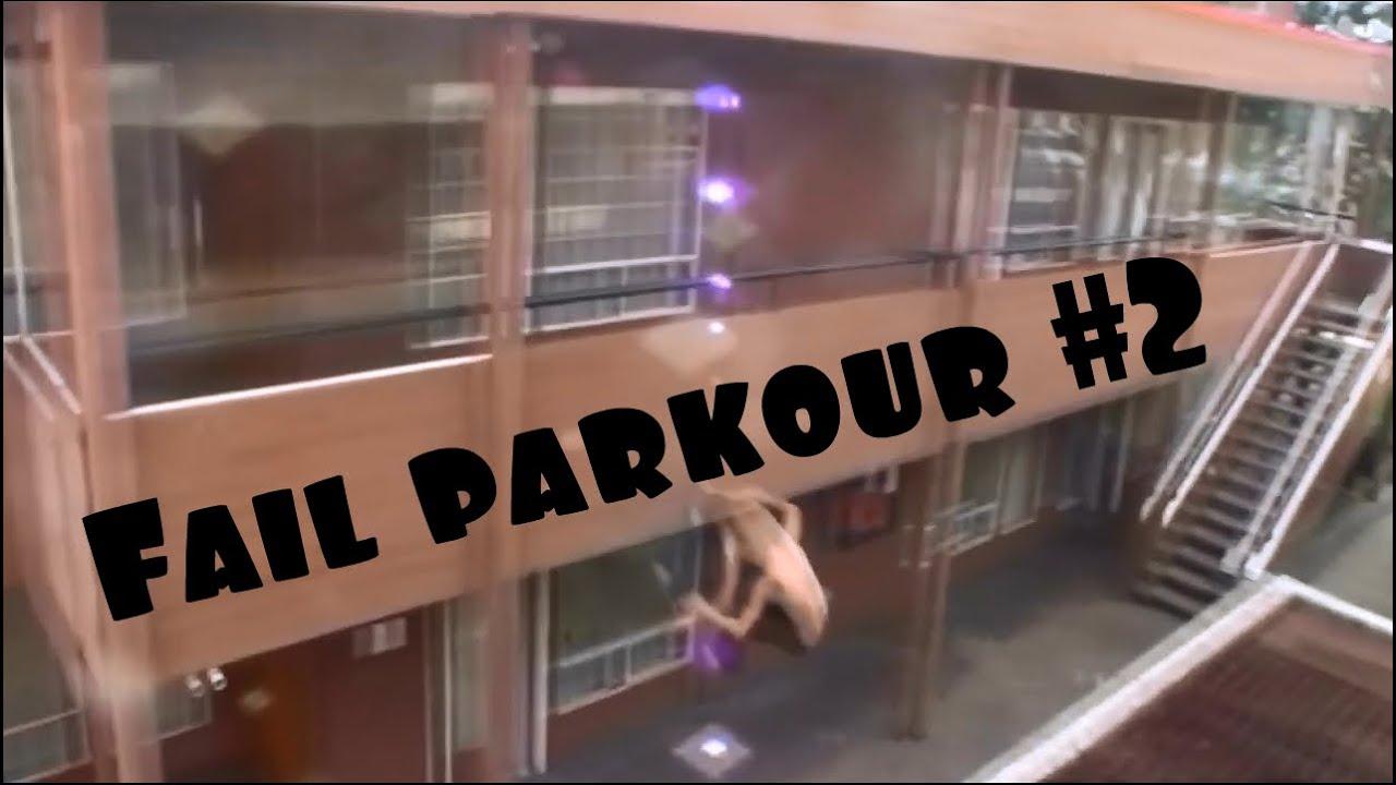 Fail parkour #2