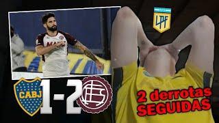 Boca vs. Lanus | Reaccion de un Hincha | Fecha 4 - Copa de la Liga Profesional | Joaco