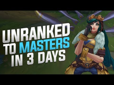 TF Blade - Unranked To Masters In 3 Days! (Solo Carrying!) letöltés