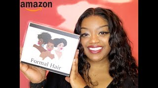 FORMAL HAIR REVIEW ft. TWO 360 WIGS❤️ | AMAZON HAIR REVIEW