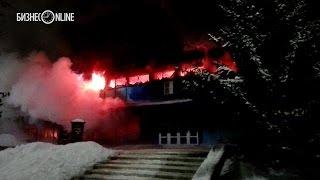 видео Электротехнические причины пожара