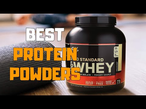 Best Protein Powders in 2020 Top 6 Protein Powder Picks