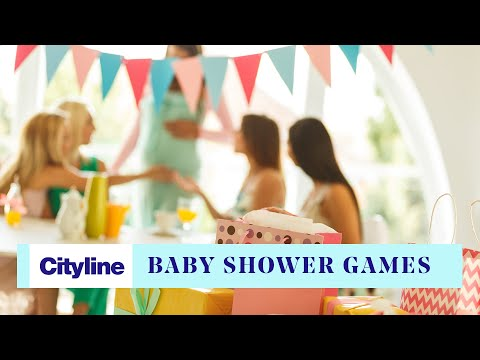 5 traditional vs. modern baby shower games