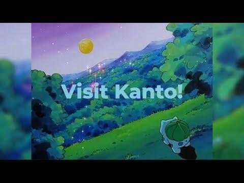 Explore Pokémon: Kanto Region