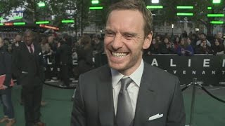 Alien Covenant: Does Michael Fassbender think he's more attractive than Tom Hiddleston?