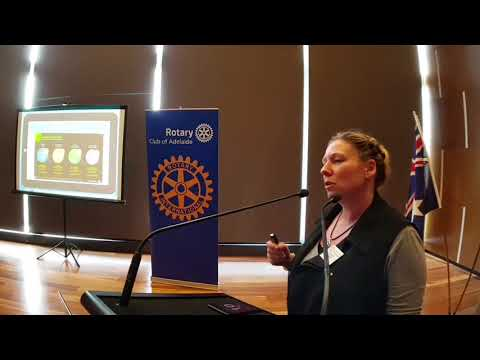 Simone Douglas Chair, SA State Advisory Committee, Australian Marketing Institute