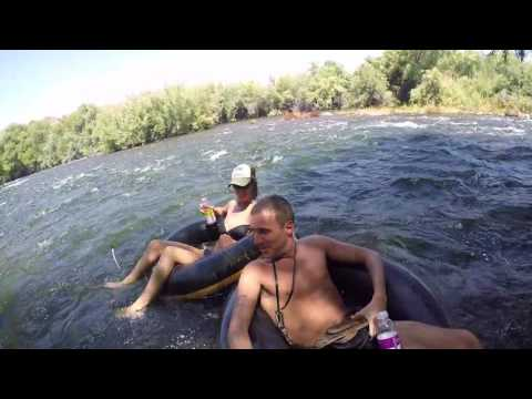 Salt River Tubing in Mesa, Arizona
