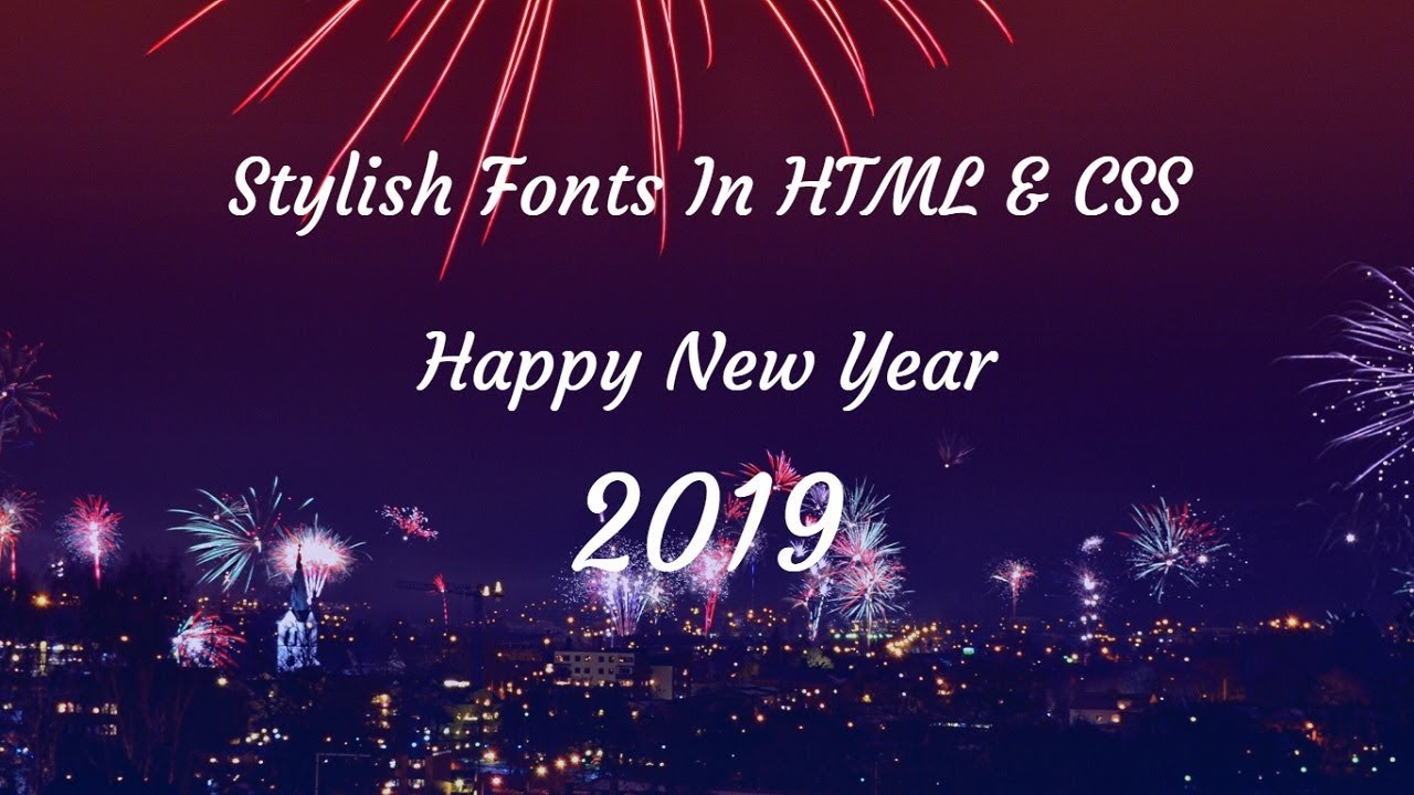 How To Add Stylish Fonts In HTML And CSS Website | Google Fonts Tutorial