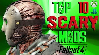 Fallout 4 top ten scary mods. This video does a review of the top 1...