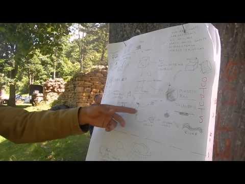 Introduction to Permaculture 1 of 6 Workcamp 2014 Serbia
