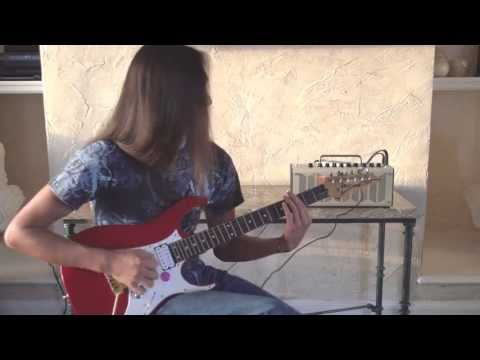 Afterlife Guitar Center Synyster Gates Master Class Contest Entry - Danny Johnson