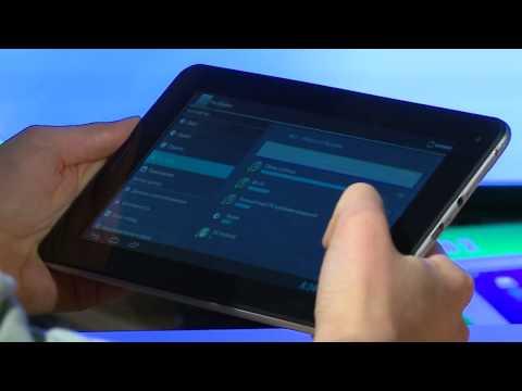 Megafon Login 2 планшет: видеообзор