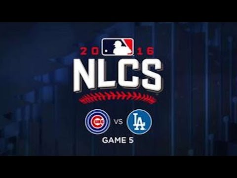 10/20/16: Lester, Baez help Cubs take lead in NLCS