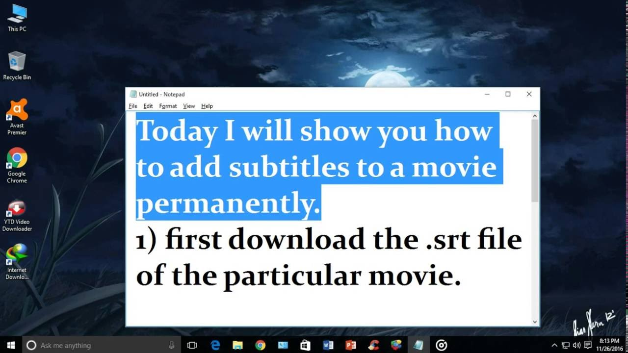 yify subtitles music and lyrics