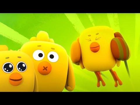 Цыпа Цыпа Цыпа - Ми-ми-мишки | Сборник серий про цыплёнка (Мишки Мимимишки Мультик)