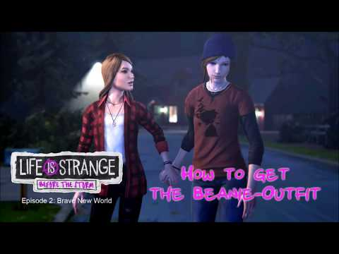 HOW TO GET THE BEANIE OUTFIT - Life is Strange: Before the Storm (Episode 2 - Brave New World)