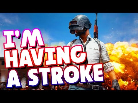 I'M HAVING A STROKE | PU Battlegrounds