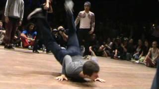 Sztewite vs TG Breakers Floor Wars 2010