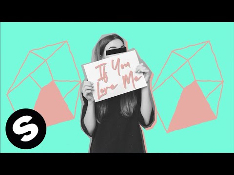 Deepend x Joe Stone x BAZZFLOW - If You Love Me  Lyric