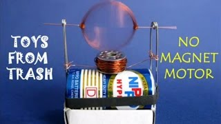 FREE ENERGY MOTOR !!!!! How to build it. - ViYoutube