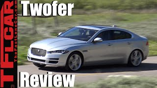 2017 Jaguar XE Twofer Review: A BMW 3 Series Fighter Comes to America?