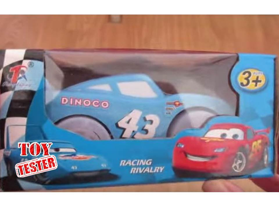 Juguetes cars de el rey el rival de rayo macuin - Cars en juguetes ...