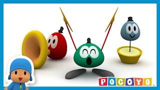 Pocoyo - Drum Roll Please (S01E02)