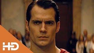 Мощный Взрыв в Капитолии  ► «Бэтмен Против Супермена: На заре справедливости» (2016)