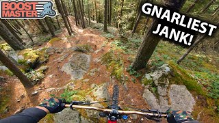 Is this the GNARLIEST trail on the North Shore?  Cypress Mtn | Jordan Boostmaster
