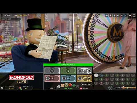 Money Wheel Live
