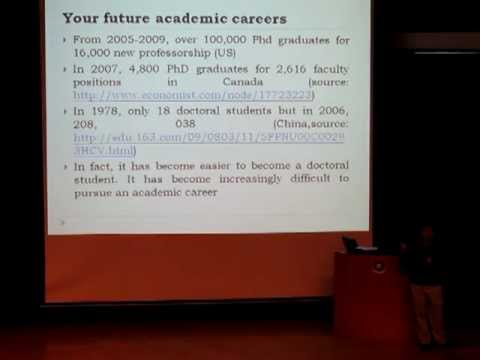 """HKU Graduate House 15th Anniversary Talk Series -- """"Academic Publishing - Our Long March"""" (Part 1)"""