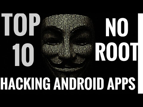 TOP 10 Best HACKING Apps for Android devices without ROOT and PC 2017