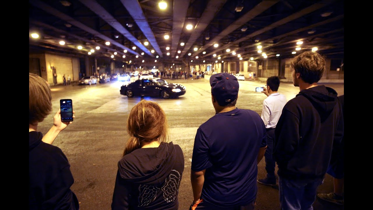 Road rituals on Lower Wacker Drive - YouTube