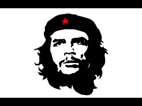 How Ro Draw Che Guevara Step By Step How To Draw Che Guevara