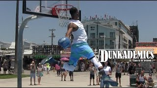 Chris Staples & Lipek Dunk Session (Raw Dunks) Video