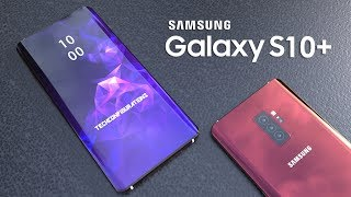 Samsung Galaxy S10+ Updated Render Based on Leaks with triple camera, the iPhone X Killer
